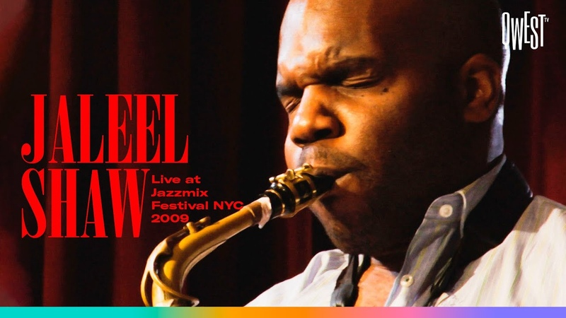 Jaleel Shaw Live at Jazzmix Festival NYC NOW ON QWEST TV