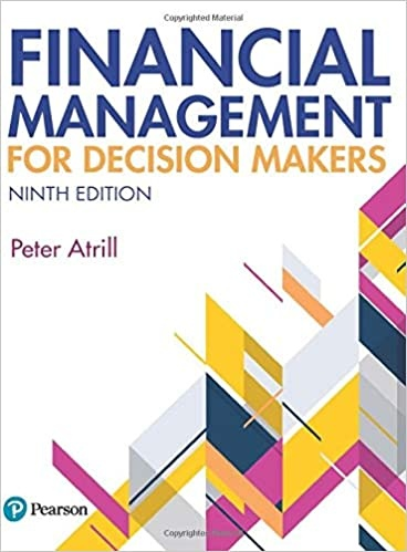Financial Management for Decision Makers 9th Edn