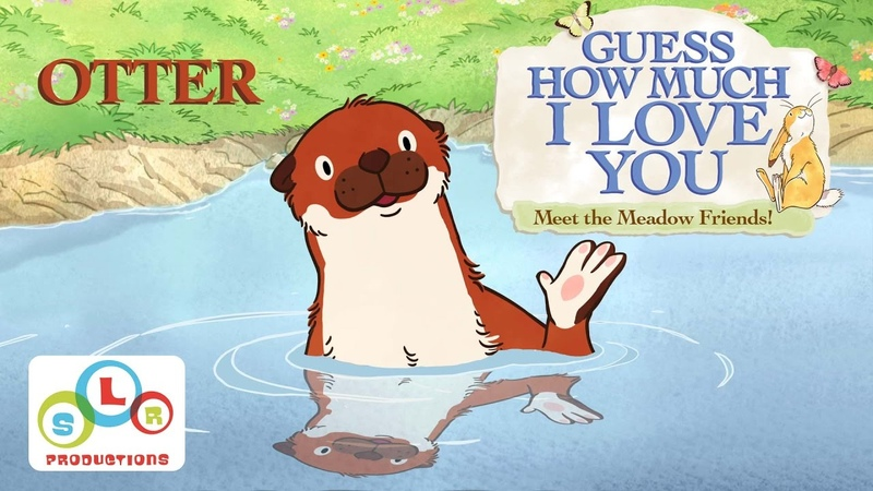 Guess How Much I Love You Compilation - Otters Antics
