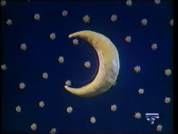 Заставка Спокойной ночи малыши