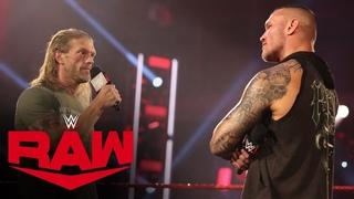 #My1 Edge accepts Randy Ortons WWE Backlash challenge: Raw, May 18, 2020