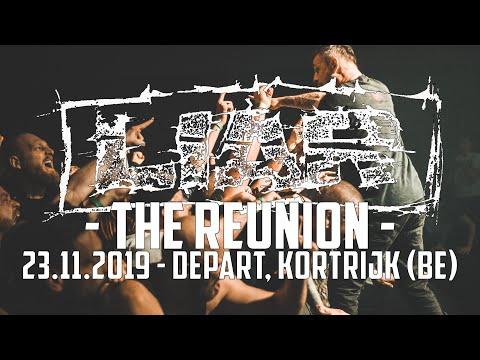 LIAR the reunion @ Depart Kortrijk 23 11 2019 MULTICAM FULL SET