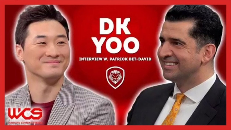 My story with Patrick Bet-David - DK Yoo