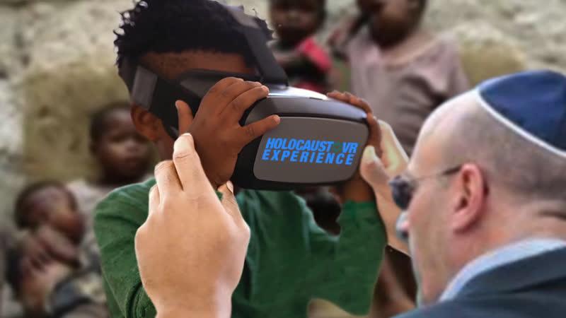 Experiência do Holocau$to™ em Realidade Virtual