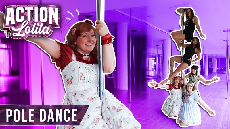 Action Lolita S01E06 Pole Dance