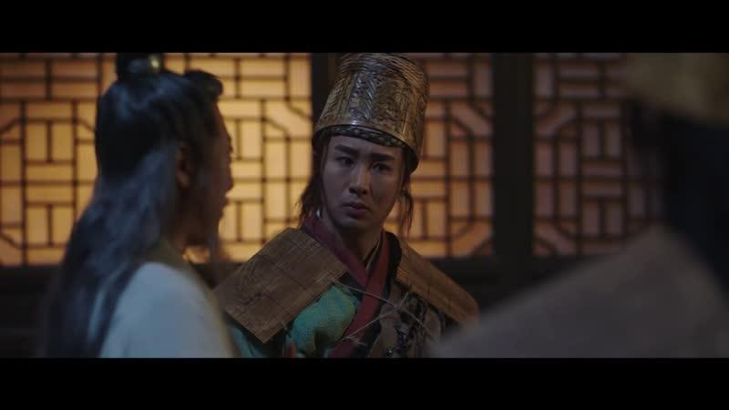 Поиски отважного Цзянь Бучжи 7 серия Озвучка East Dream