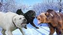 Собаки великаны. Этих собак боятся даже Медведи