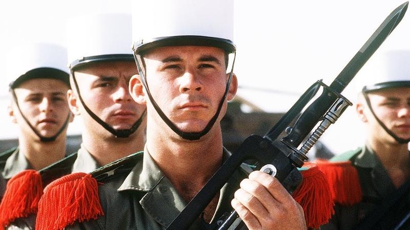 ✊Французский Иностранный легион подробно