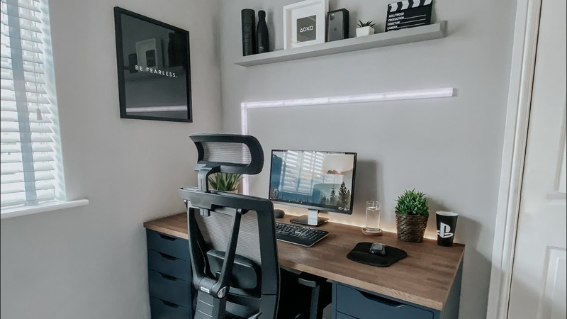 My Desk Setup Tour Working From Home