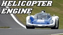 Howmet TX gas turbine racecar at Spa