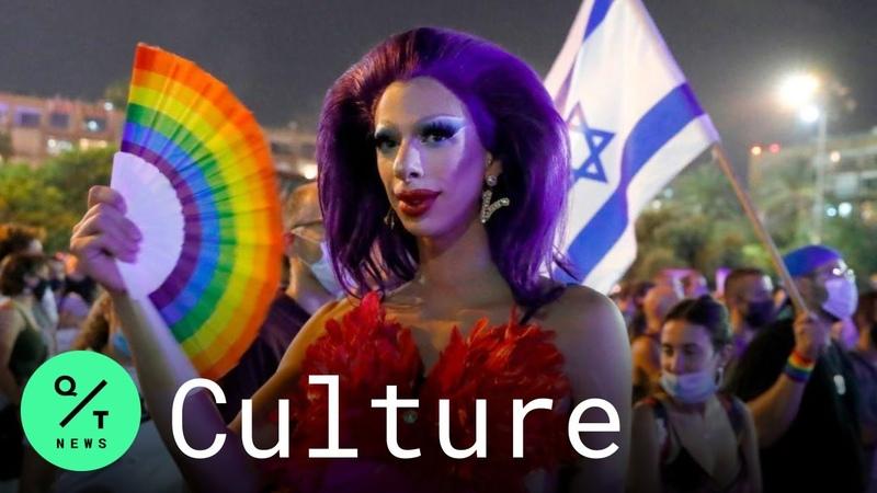 Israel Mark Global Pride Day Amid Rise in Coronavirus Cases