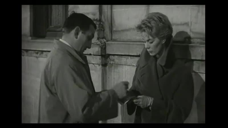 Свидетель в городе (Un témoin dans la ville, 1959), режиссер Эдуар Молинаро
