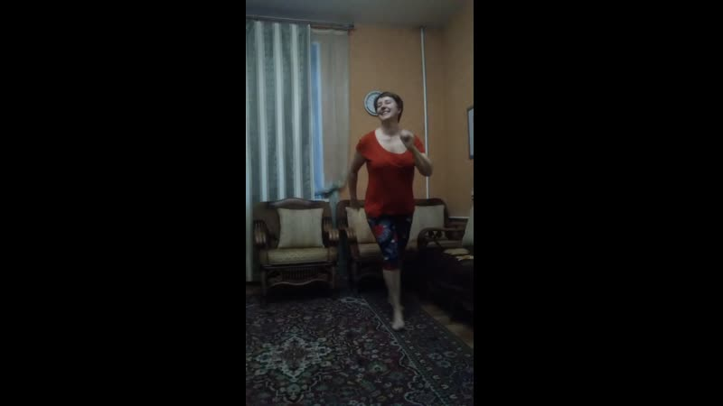 Сальса Танцуем дома