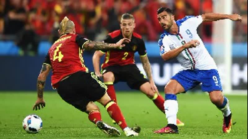 10 Belgium Italy 2016