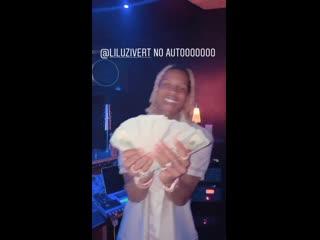 Lil Uzi Vert Feat. Lil Durk - No Auto Snippet