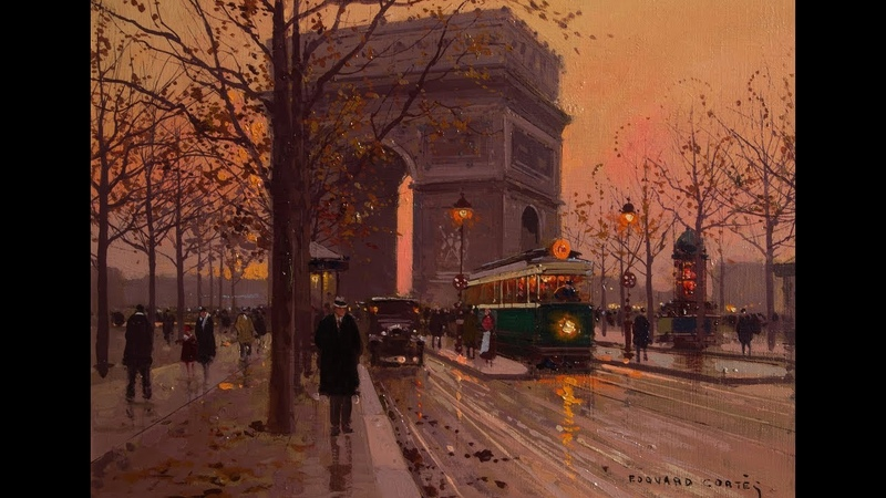 3 Hours of Once Upon a Time in Paris Erik Satie HD
