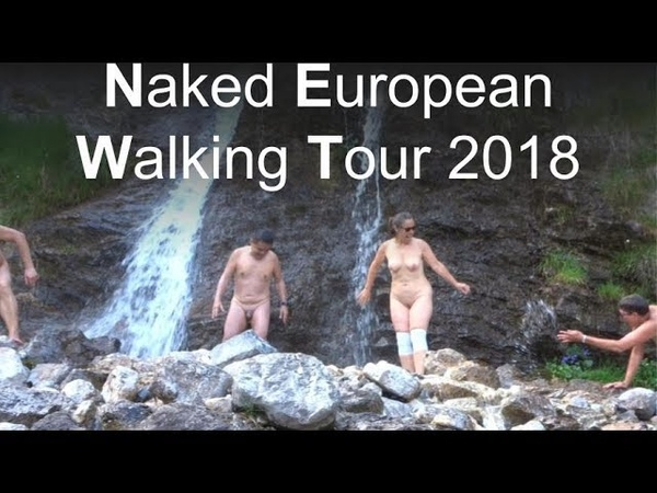 Active Naturists Freedom and Fun with Naked Hiking NEWT 2018