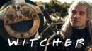 The Witcher F R I E N D S opening
