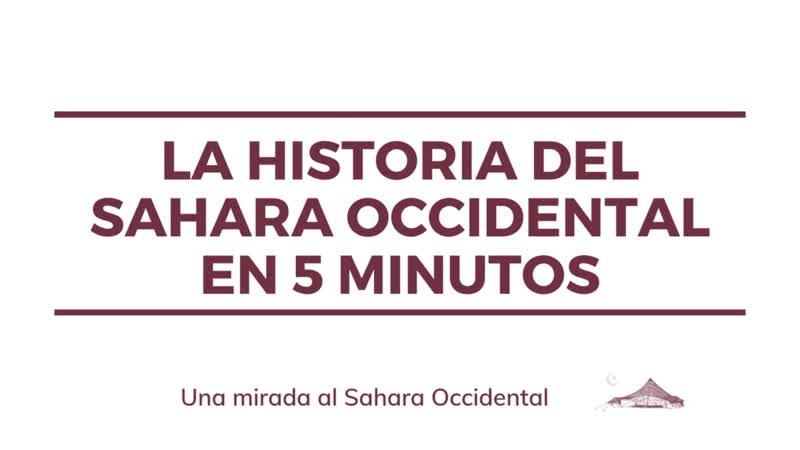 Audio La historia del Sahara Occidental en 5 minut 720P HD mp4
