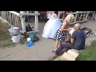 Если на вашей свадьбе не будет такого прикола, можете не звать меня