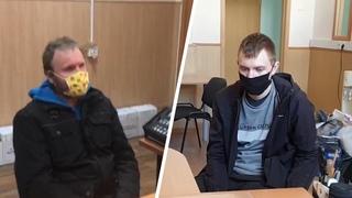 Следователи допросили фигурантов дела о реабилитации нацизма в Бессмертном полку  видео