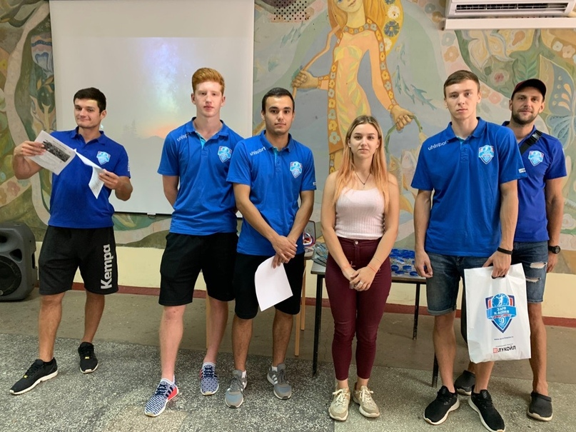 Школьный гандбол. Уникальный проект в Астрахани. Во избежание кризисов сродни нынешнему, изображение №8