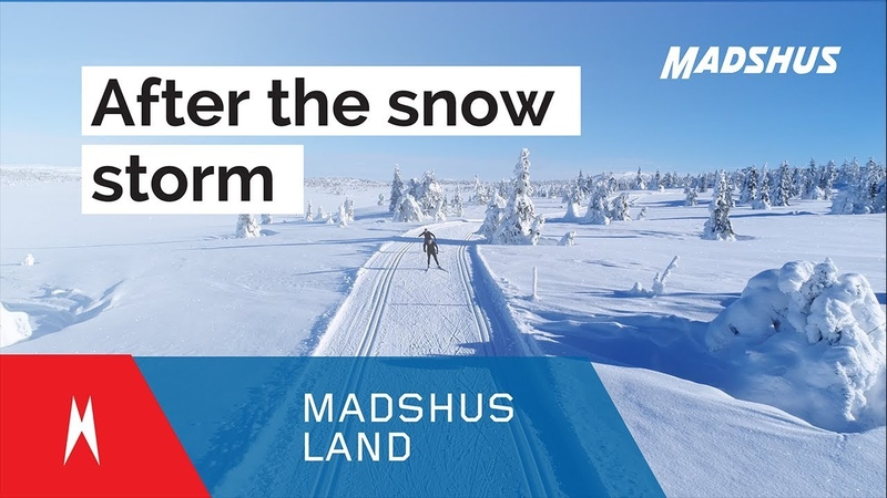 Madshus Land After the snow storm