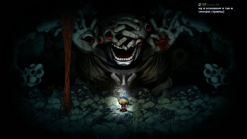 Играем Yomawari Midnight Shadows PC Win Часть 4