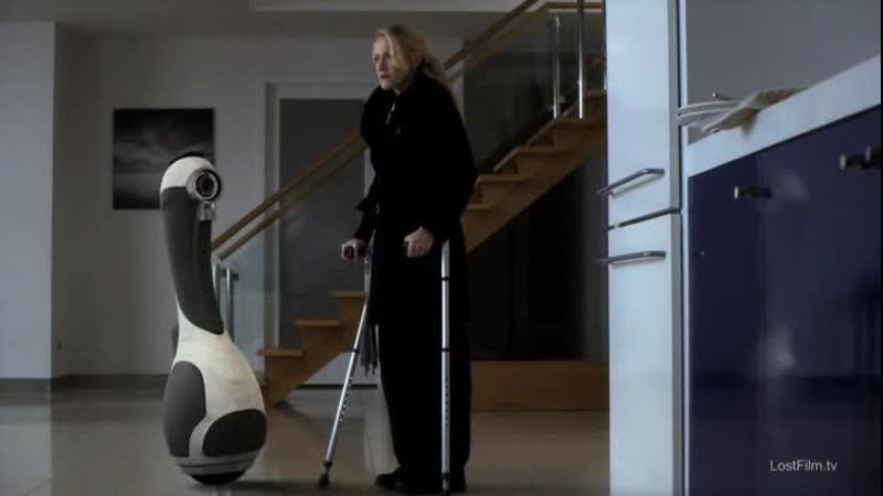 Домашний робот на Каприке