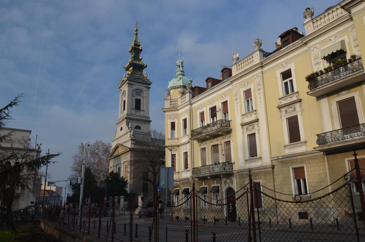 cOlIKuQaVUc Белград за два дня.