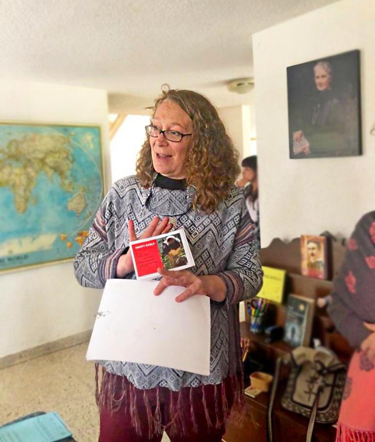 Барбара Басанез - монтессори педагог