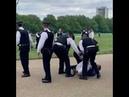 UK Police Terrorist Deliberately Snaps Innocent Mans Hip in Unlawful Arrest