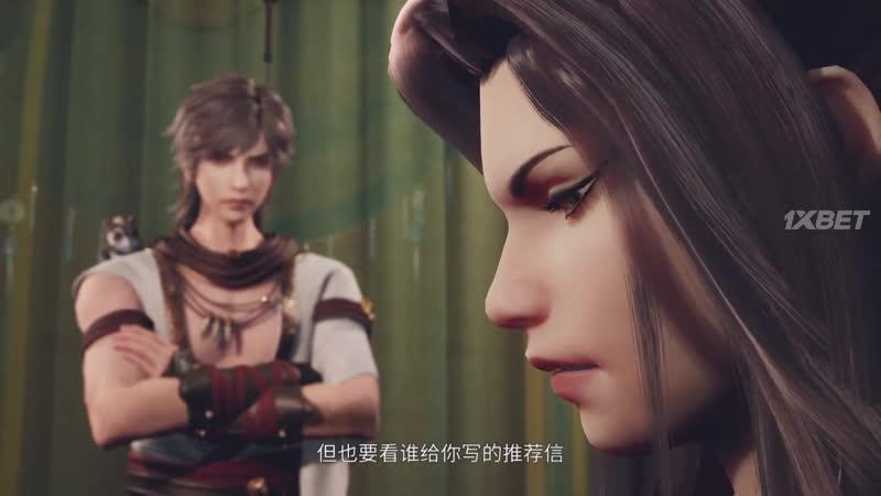 Shouxi Yu Ling Shi Величайший Хранитель Духов 7 8 серия озв AniStar org