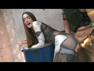 Hazel Moore - Japornxxx - Sex Cyborg Interracial Creampie ## JAV amwf cosplay uniform porn brunette teen asian tits ass sex