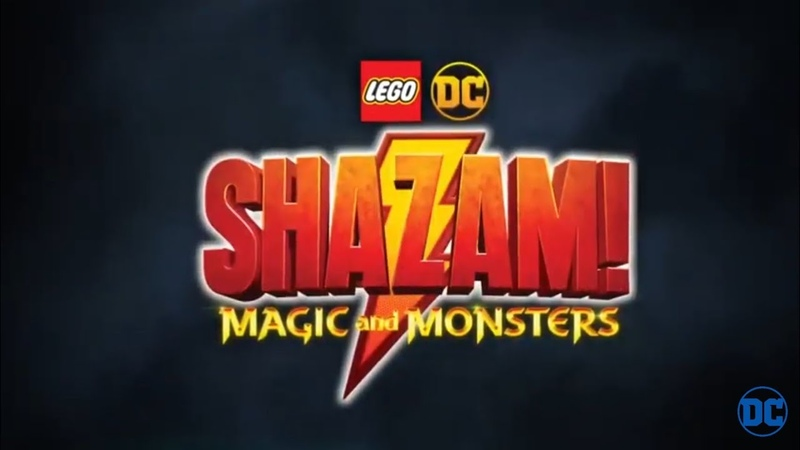 LEGO DC Shazam Magic and Monsters Official Trailer