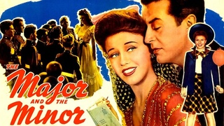 The Major and the Minor 1942 with Ginger Rogers and Ray Milland
