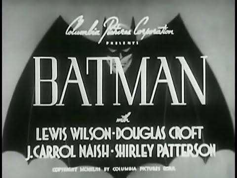 Бэтмен. 4 серия. 1943 г. США