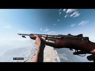 Battlefield V - Johnson M1941