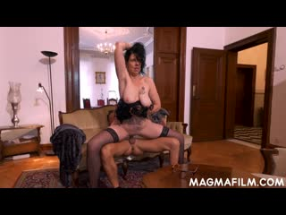Magmafilm Sexy Noemi There Was A Jam De German Porn Mature Magma Film MILF Tattoo Busty Babe