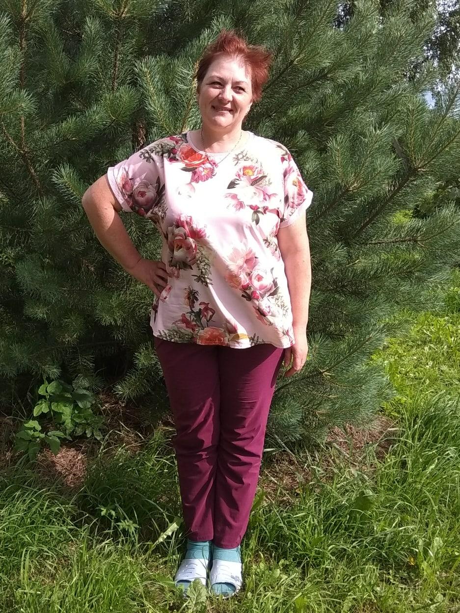 Larisa, 51, Rybinsk