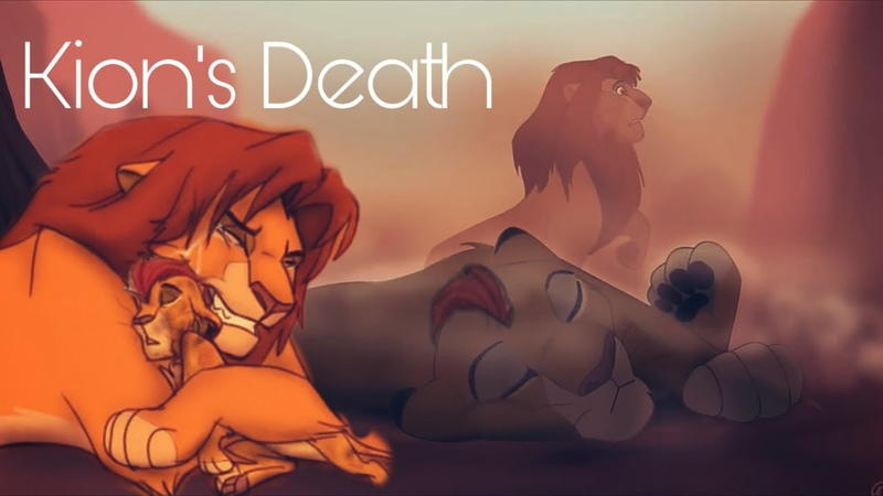 What if Kion died Crossover AU