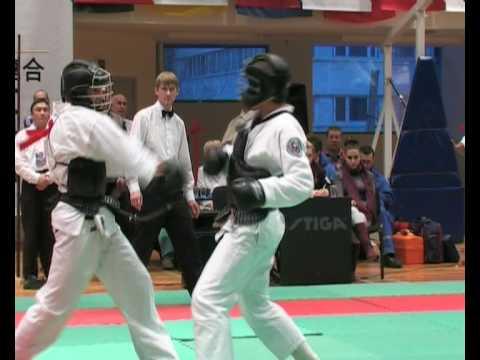 Kobudo 2010. Championship. Nippon Kempo. Кубок России 2009