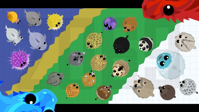 MOPE.IO THEY ARE COMING TO GET YOU MopeUpdate TRAILER 2069