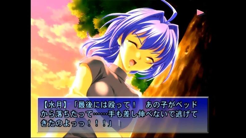 君が望む永遠 Kimi ga Nozomu Eien Rumbling Hearts PS2 03 03