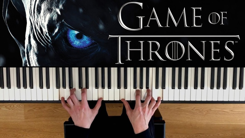 The Night King - Game of Thrones (Piano Cover sheets)