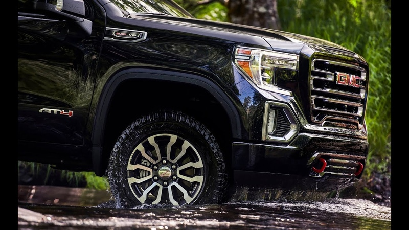 2020 GMC Sierra AT4 Test Drive Off road capability