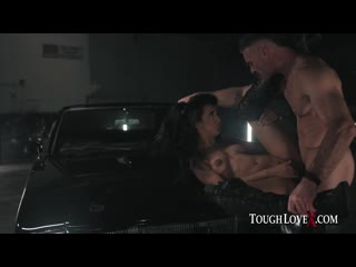 Kiarra Kai - Tough Love [All Sex, Hardcore, Blowjob, Gonzo]
