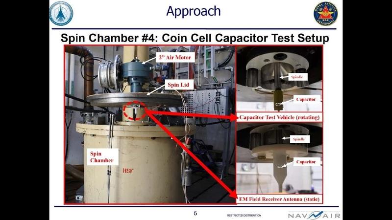 Les documents du brevet OVNI de la marine parlent d'une arme de modification de l'espace temps