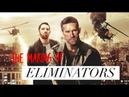 Eliminators - Behind the Scenes - Scott Adkins, Stu Bennet