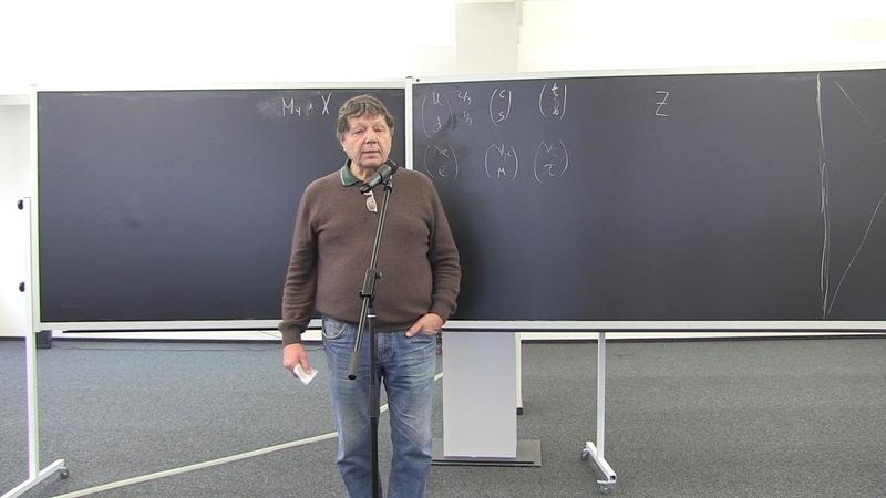 Александр Белавин Теория Суперструн и многообразия Калаби Яу 1